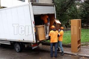Фирма за превоз на мебели Пловдив – Варна