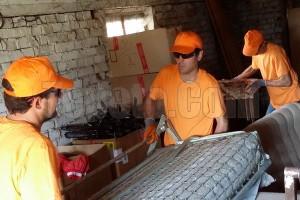 Почиства мазета и тавани в Пловдив