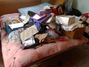 Събиране на стари дрехи и мебели