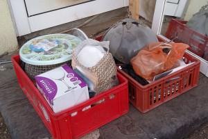 Изхвърляне на стари мебели и боклуци в Пловдив