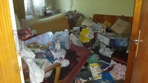 Изхвърляне на стари вещи от апартамент Пловдив цена