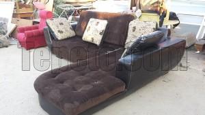 Извозване на стара секция и диван в Пловдив
