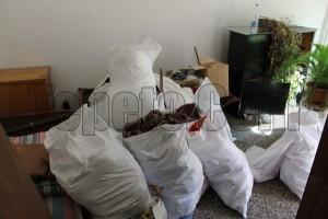 Изхвърля строителни отпадъци в Пловдив