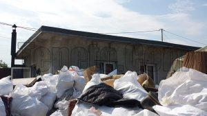 Извозване на строителни чували до сметище в Пловдив