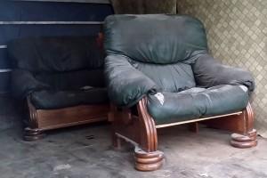 Извозване на стар диван и фотьойл Пловдив