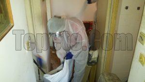 Изхвърля старо обзавеждане и мебели в Пловдив