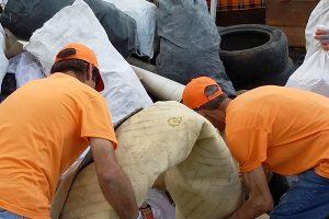 Извозване на чували със строителен отпадък в Пловдив цени