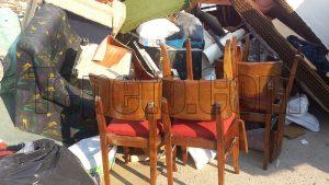 Събиране и извозване на стари вещи в Пловдив цени
