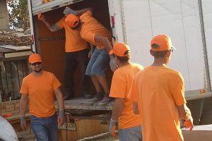 Почистване на дворове и извозване на боклуци Пловдив цени
