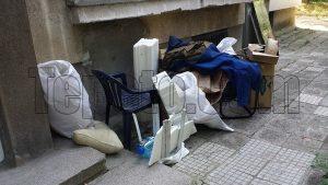 извозване на стари мебели в Пловдив и региона